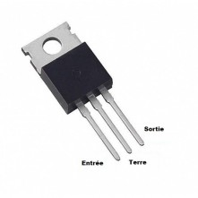 Transistor L7812CV - Regulateur de Tension 12V - TO-220