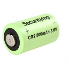Pile CR2 Lithium-Ion Rechargeable - 800 mAh -