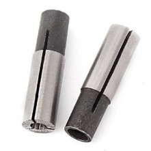 End mills Adapter for CNC - 6.35mm to 3.175mm