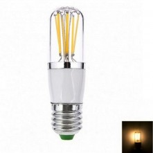 Ampoule Led Filaments 12V - 6W - E27 - Blanc Chaud