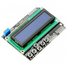 Bouclier/Shield Arduino - LCD + Clavier 6 boutons