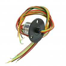 Slip Ring 6 Câbles x 2A - 240V AC