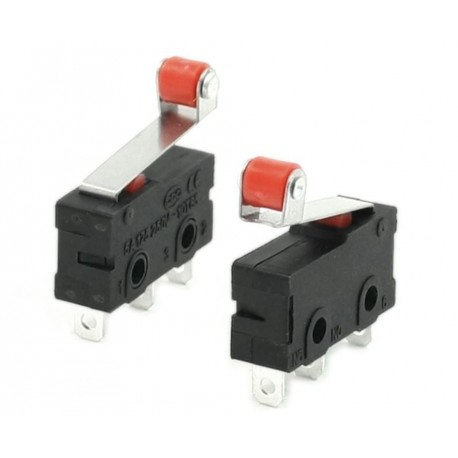Micro Switch - Limit Switch - 5A 125VAC - 5mm