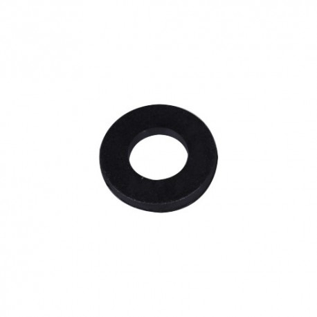 Rondelle Nylon M3 - Noir - M3x8x1mm - Lot de 10