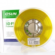Filament 3D PLA+ 1,75mm - Jaune - eSun PLA+ Optimisé