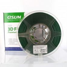 Filament 3D PLA+ 1,75mm - Vert Sapin - eSun PLA+ Optimisé