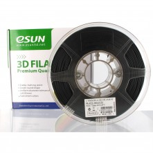 Filament 3D PLA+ 1,75mm - Noir - eSun PLA Optimisé