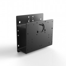 X-Y Gantries for CNC Aureus 3X - Black Anodized